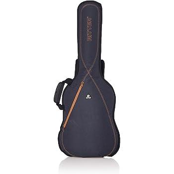 Ritter RGS3-E ELEC - Funda/estuche para guitarra electrica-bajo, logo reflectante, color gris oscuro: Amazon.es: Instrumentos musicales