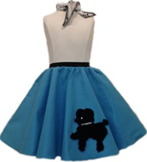 5t poodle skirt