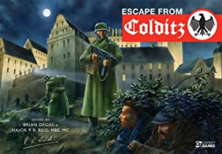 Bloomsbury Publishing PTY Ltd. Current Edition Escape from Colditz Board Game