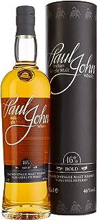 Paul John Bold Indian Single Malt Whisky in Geschenkverpackung 1 x 0.7 l
