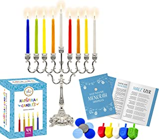 Best menorah candle cups Reviews