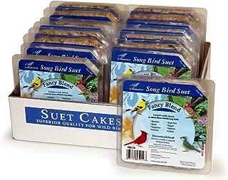 Heath Outdoor Products DD-20 Fancy Suet Cake, Case Of 16