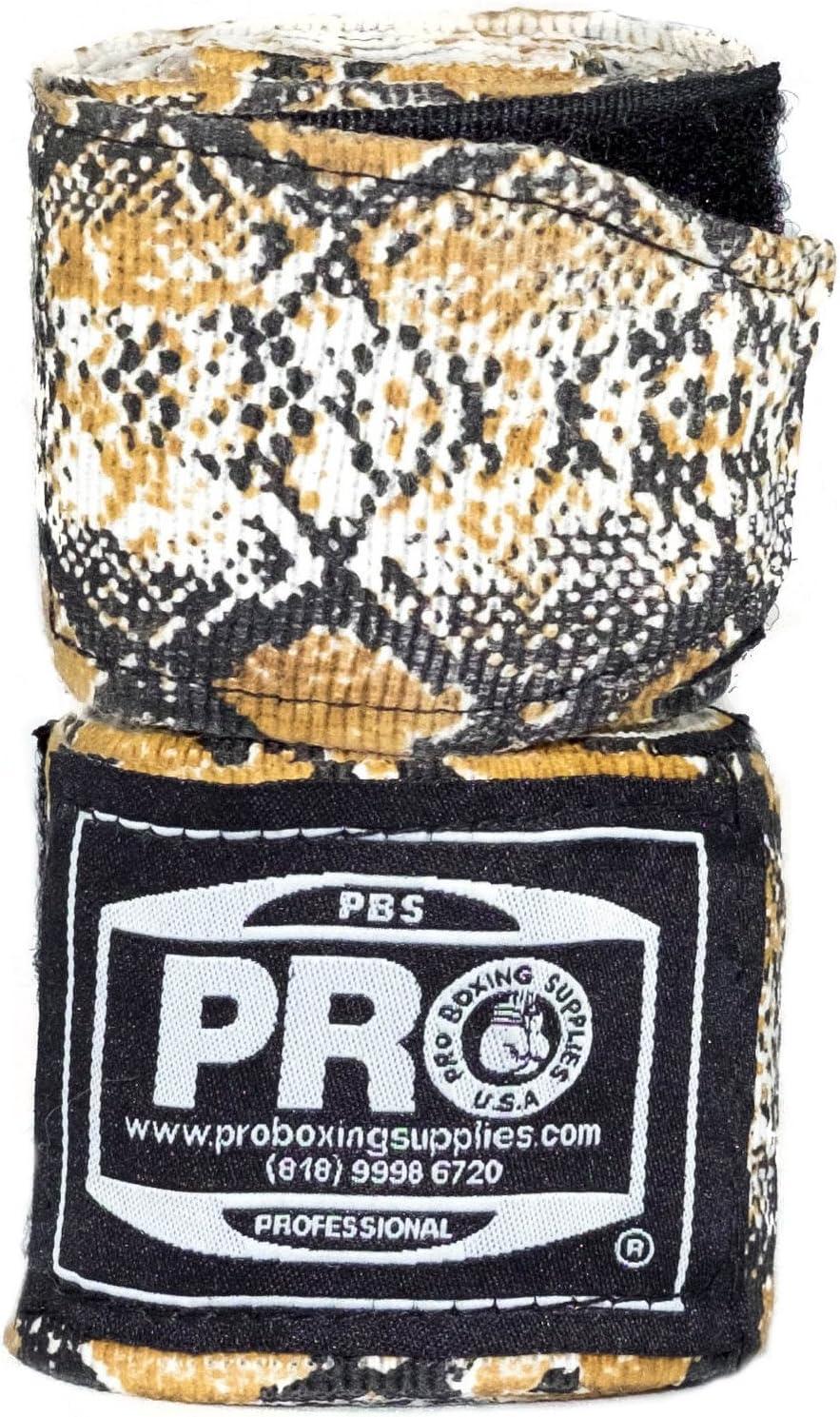 Pro Boxing Elastic HandWraps