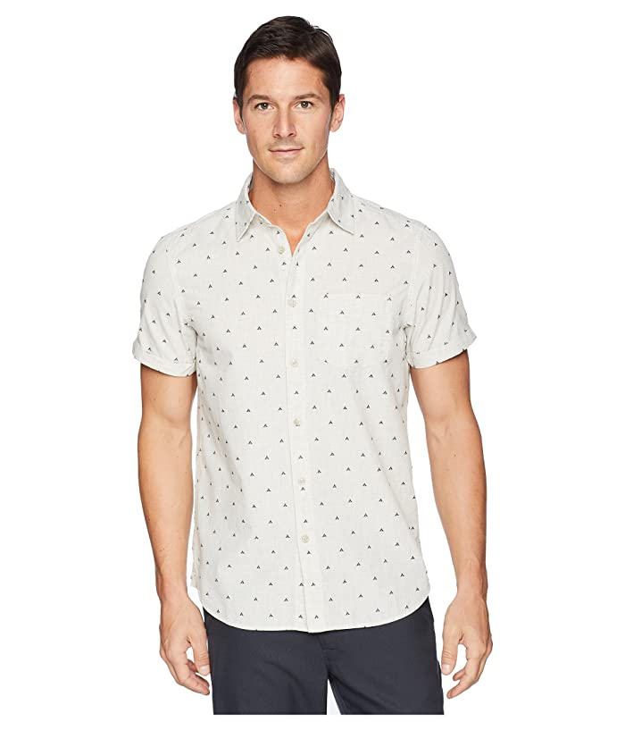 f096fab58 The North Face Short Sleeve Bay Trail Jacquard Shirt | 6pm