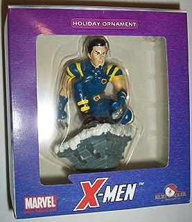 Marvel Comics Wolverine Holiday Ornament By Kurt S. Adler