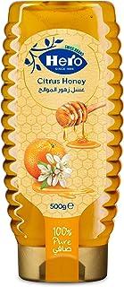 Hero Citrus Honey Squeeze - 500 gm