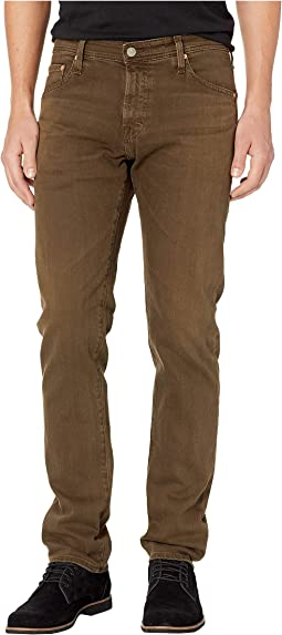 Tellis Modern Slim Leg Dsd Denim Pants in 7 Years Winter Moss