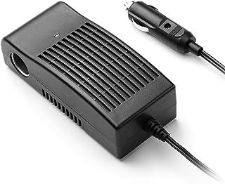 RoyPow de 24V CC a 12V CC Power Reductor convertidor de voltaje transformador adaptador con toma de encendedor de cigarrillos Socket para vehículos de 24V camiones (CC 20V-30V)