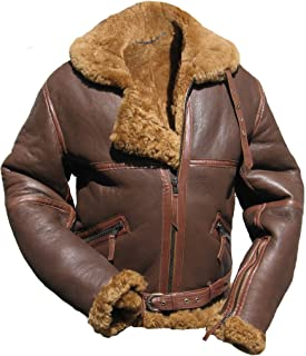 Noble House Battle of Britain Flying Jacket Made of Genuine Sheepskin