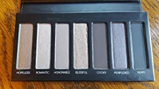 Younique Moodstruck Addiction Shadow Pallette #2 Black and Silver (Cool)