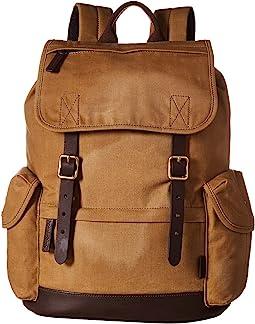 Fossil Buckner Rucksack Backpack