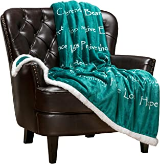 Best purple and green throw blanket Reviews