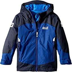 Jack Wolfskin Kids - Akka 3-in-1 Jacket (Infant/Toddler/Little Kids/Big Kids)