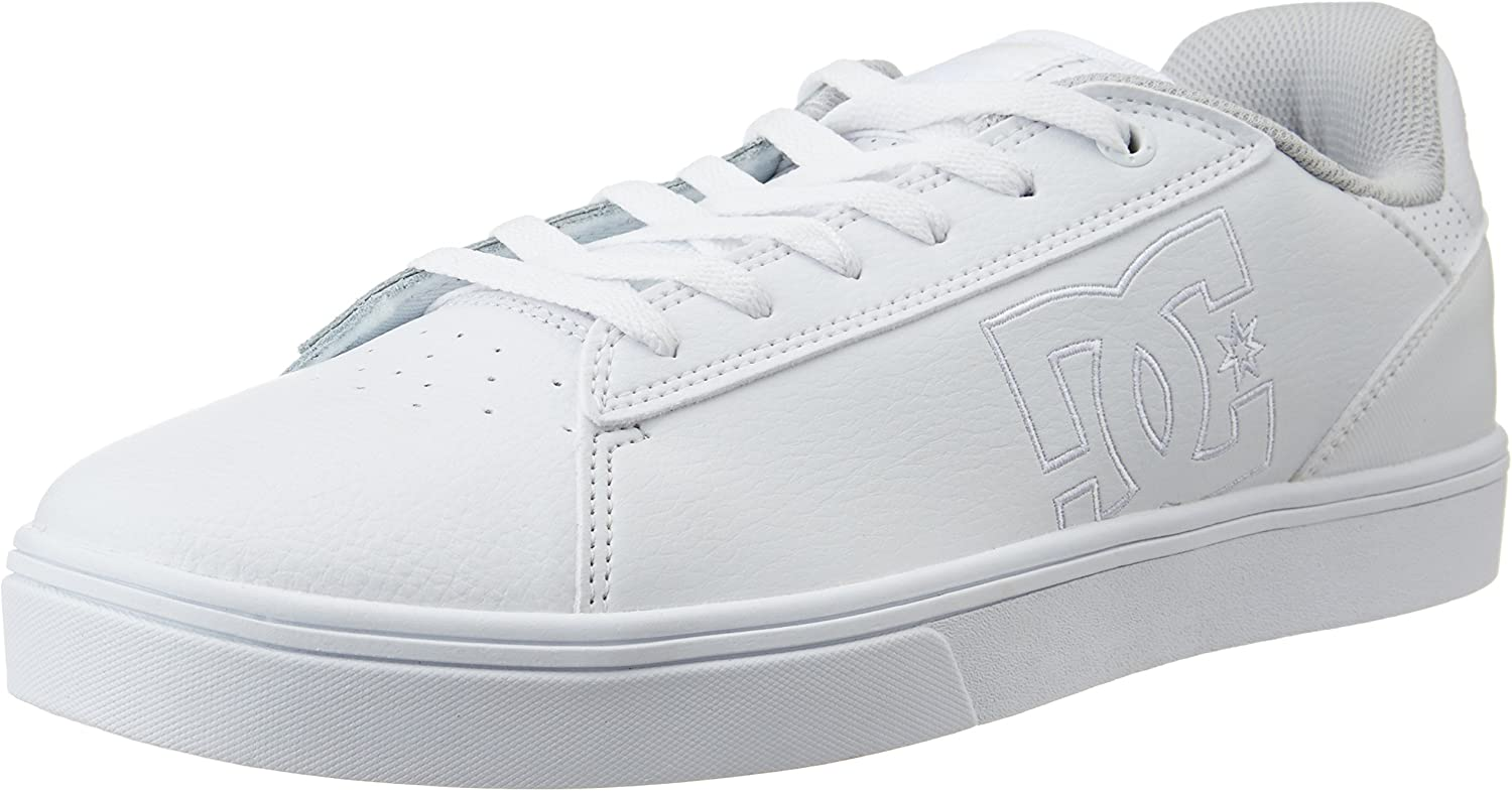 DC White Fa16 Notch shoes (US 12, White)