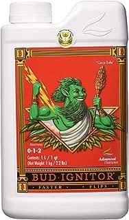 Advanced Nutrients 2360-14 Bud Ignitor Fertilizer, 1 Liter, Brown/A