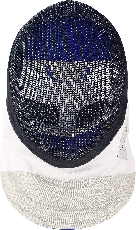 LEONARK Fencing mart SALENEW very popular! Foil Mask Helmet Certified Natio 350N CE