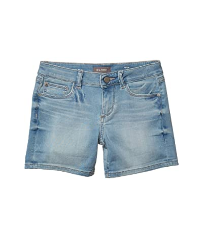 DL1961 Kids Piper Cuffed Shorts in Paltrow (Big Kids) (Paltrow) Girl