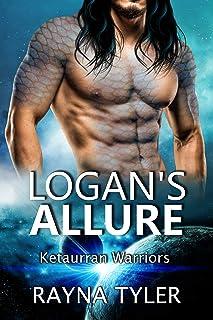 Logan's Allure: Sci-fi Alien Romance (Ketaurran Warriors Book 5)