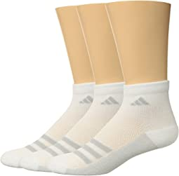 a0a44dfb527 White Clear Grey Clear Onix. 2. adidas. Climacool® Superlite Stripe Quarter  Socks ...