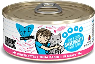 Weruva B.F.F. - Best Feline Friend Grain-Free Wet Cat Food Cans