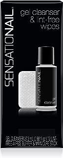 SensatioNail Gel Cleanser & Wipes Refill Kit, 0.92 Ounce