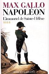 Napoléon - Tome 4 Format Kindle