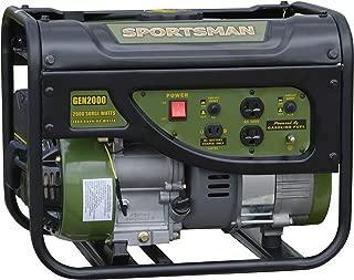 Sportsman GEN2000, 1400 Running Watts/2000 Starting Watts, Gas Powered Portable Generator