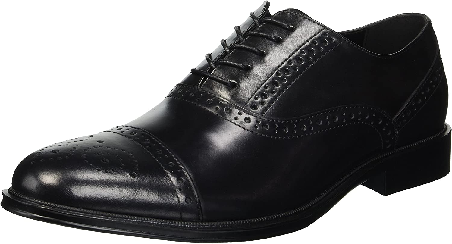Kenneth Cole REACTION Mens Zac Lace Up Oxford