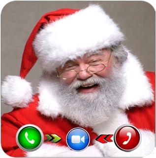 A Santa Call Chat And Video