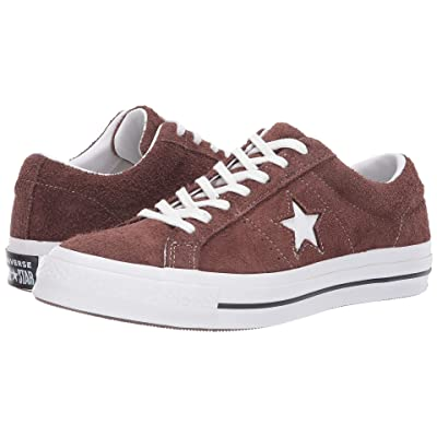 Converse One Star Ox (Chocolate/White/White) Men