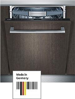 Siemens iQ500 SN658X06TE lavavajilla Totalmente integrado 14 cubiertos A+++ - Lavavajillas (Totalmente integrado, Tamaño completo (60 cm), Negro, Tocar, TFT, 1,75 m)