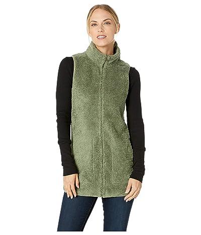 Toad&Co Allie Fleece Vest (Rustic Olive) Women