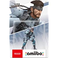 Nintendo Super Smash Bros. amiibo Figure Snake Deals