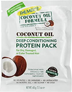 Palmer's Protein Coconut Oil, 2.1 Ounce