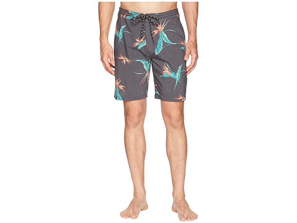 Rip Curl Jungle Lay Day Boardshorts (Charcoal) Men