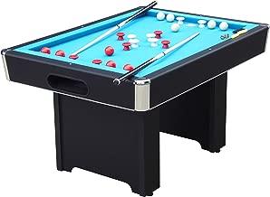 Playcraft Hartford Slate Black Bumper Pool Table - Black