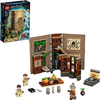 LEGO 76384 Harry Potter Zweinstein Moment: Herbologieles, Verzamelbare Boekspeelgoed, Reisspel Speelgoed Voor Kinderen van...