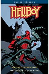 Hellboy Omnibus Volume 1: Seed of Destruction Kindle Edition