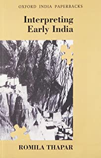 Interpreting Early India (Oxford India Paperbacks)