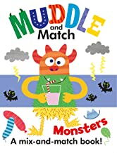 Muddle & Match - Monsters: A Mix-and-Match Book!