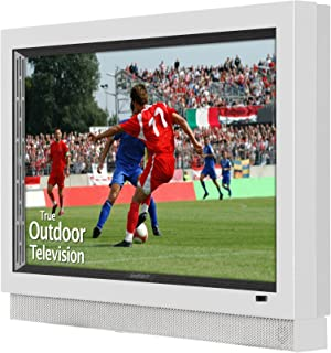 "32"" TV Outdoor Pro Sunbrite Model 3214HD All Weather Television LED LCD HD Direct Sunlight View - WHITE Aluminum Enclosure"