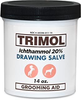 Best TRIMOL Ichthammol 20% Ointment (14 oz) (Drawing Salve) Review