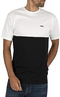 Vans mens Colorblock Tee Short Sleeve Tees And T-Shirts