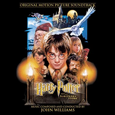 Harry Potter and The Sorcerer's Stone (AKA Philosopher's Stone) Original Motion Picture