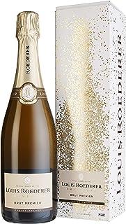 Louis Roederer Champagne Brut Premier in Grafik Geschenkpackung Champagner 1 x 0.75 l