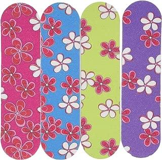 Fun Express Girlie Mini Emery Boards (1 Dozen) - Bulk
