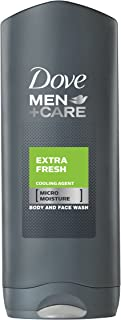Dove Men+Care Body and Face Wash Extra Fresh 250ml