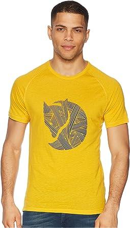 Fjällräven - Abisko Trail T-Shirt Print