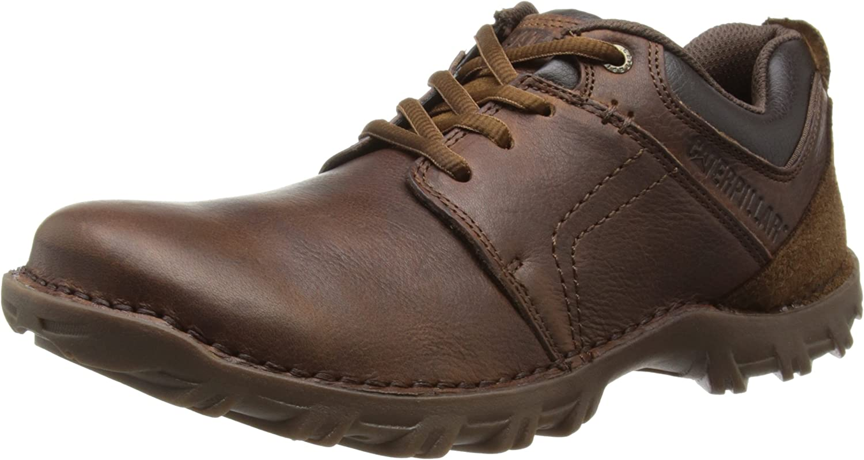 CAT Footwear Herren Emerge Derby, Braun (MENS PEANUT), 40 EU