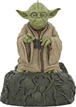 Hallmark Keepsake Christmas Ornament 2020, Star Wars: The Empire Strikes Back Jedi Master Yoda With Sound and Motion